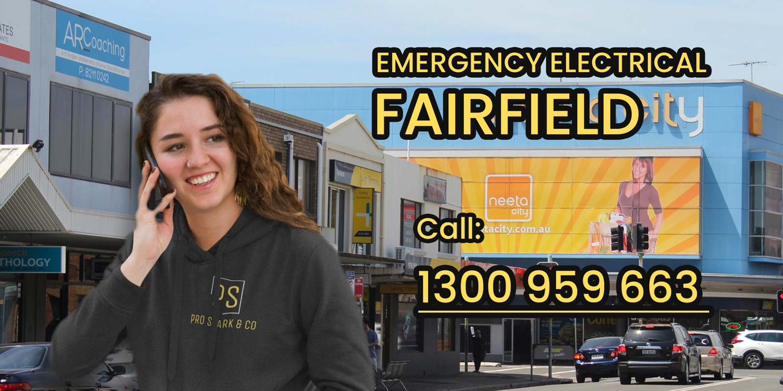 Emergency Electrician Fairfield NSW | 24/7 Response