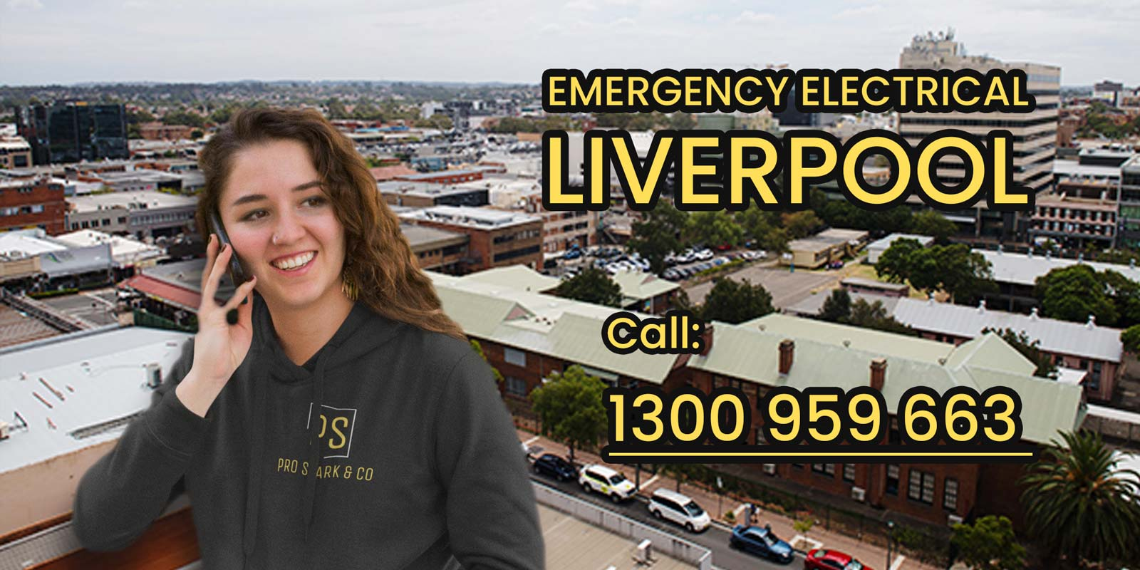 Emergency Electrician Liverpool NSW | 24/7 Response